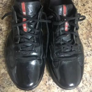 Prada Shoes | Prada 4e 243 Unisex Black